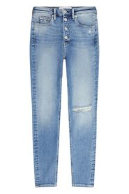 Denim High Rise Super Skinny Jeans J20j2158841a4
