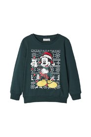 Sweatshirt disney christmas mickey mouse