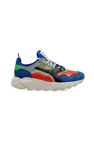 RAVE LEATHER POP SNEAKERS