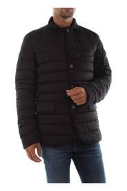 SAVE THE DUCK D3819M SOLD9 JACKET AND JACKETS Men BLACK