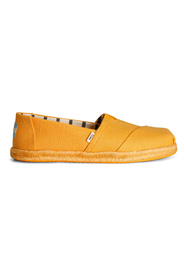 Gul Toms Gold Fusion Heritage Canvas Espadrillos, Bn 510 A