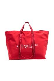 Markowa torba typu shopper