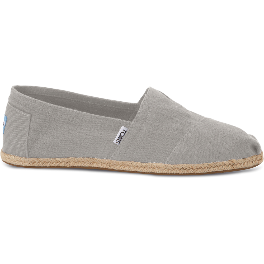 Grå Toms Classics Loafer