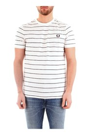 FRED PERRY M8532 T-SHIRT Men WHITE