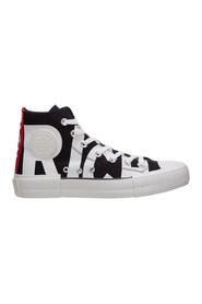 High top trainers sneakers