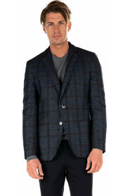 HAYLON' WOOL/COTTON BLAZER