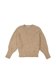 Soft rounded sweater