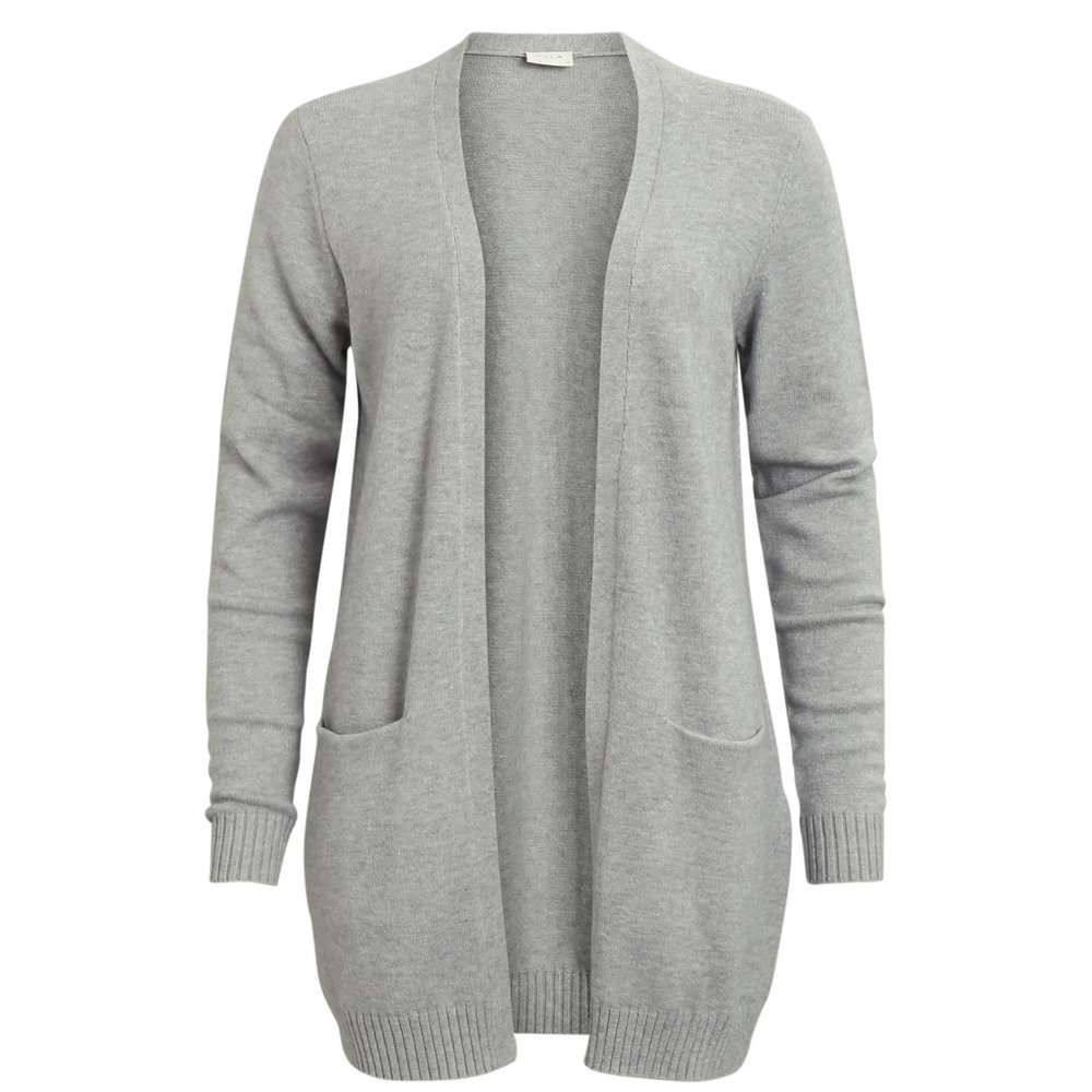 Knitted Cardigan Simple, open
