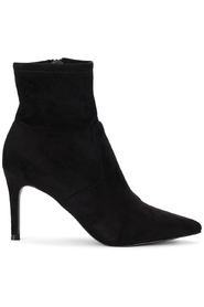 Lava elastic suede ankle boots