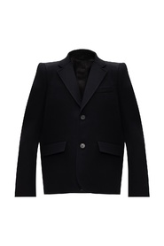 Notch revers blazer