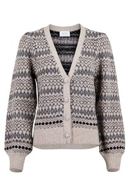 gimma stitch cardigan