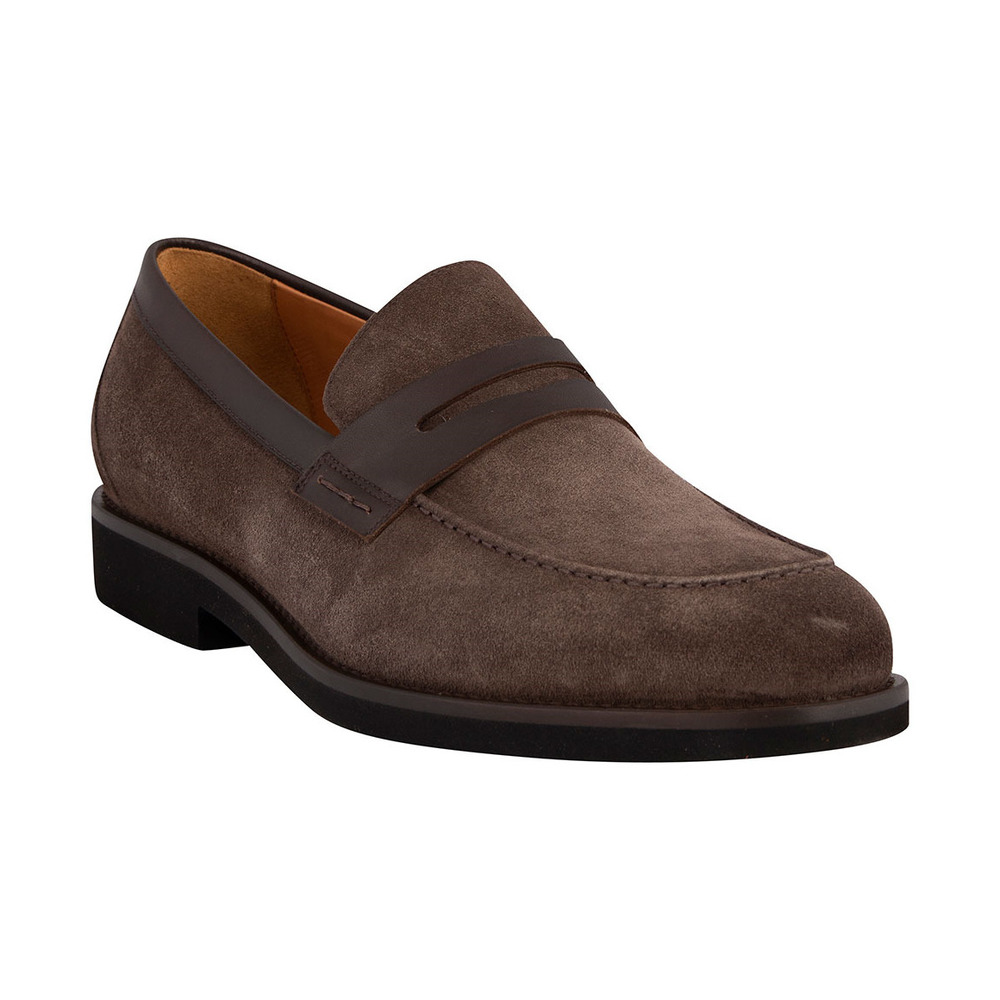 Brown MOCCASIN | Rossi | Loafers | Men's shoes