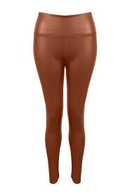 Bodil high waist sleek pu leggings