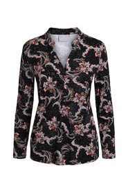 Patterned blouse 21064014423