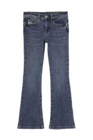 Kids Jeans a zampa