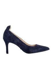 Suede Pumps Sko