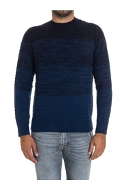 Round neck wool and cashmere D5R103D 001