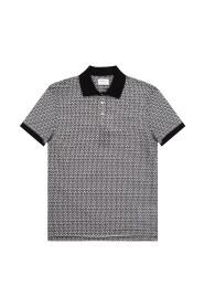 Polo shirt with logo