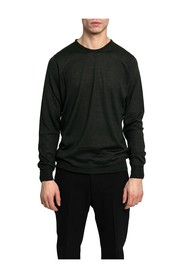 Crew-Neck Knit Jumper