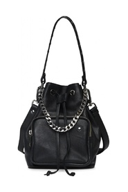 Claire Smooth Bucket Bag