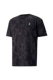 Camiseta Neymar JR Elevated Negra Hombre