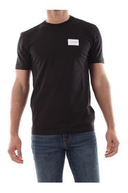 CALVIN KLEIN K10K104939 CHEST BOX T SHIRT AND TANK Men BLACK