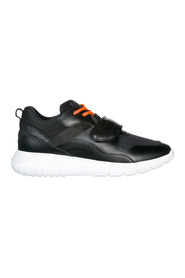 men's shoes leather trainers sneakers interactive3 memory foam