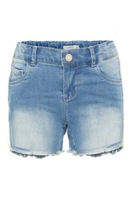 Denim shorts slim fit super stretch