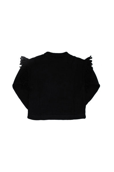 Super Black Sweater Alberta Ferretti Sweat-shirts et sweat-shirts à capuche Dan63