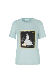 T-shirt - Milo Placement Print Little Mermaid