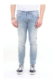 M3007A178L2803 Straight Jeans