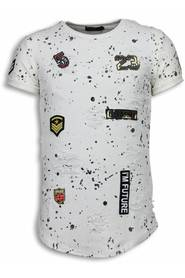 Paint Drops Army Shirt