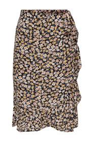Onlfuchsia B.K Wrap Skirt Noos Ptm