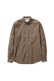 Anton Brushed Flannel Skjorte