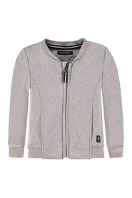 Marc O'Polo Junior - Baby Sweat Jacket, Unisex - Light Grey Melange