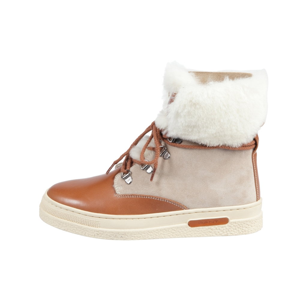 Maria Mid lace boot