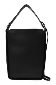 Tote N-S S  Grained Leather
