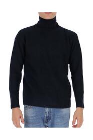 Rollneck knit sweater