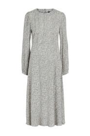 Yaslicura Ls Midi Dress