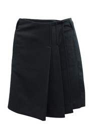 Skirt With Pleats On Side -Pre Owned Condition Very Good
