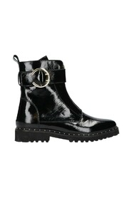 Bee 517-c  patent leather boots