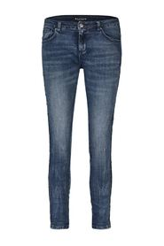 Bianco 1218449 Fern Boyfriend Blue Denim