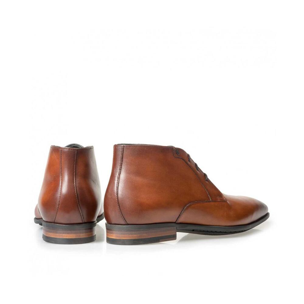 Brown Veter boots 20057/04 | Floris van Bommel | Laarzen | Herenschoenen