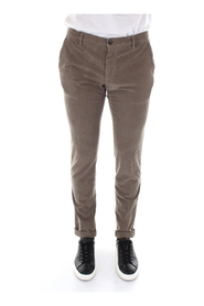 Trousers Men Brown