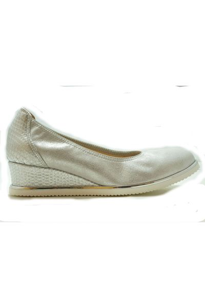 Softwaves Silver Pump 100201 Loafers - Grijs 6rpEyWy