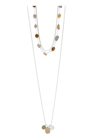 Necklace Cecil Custom Quartz