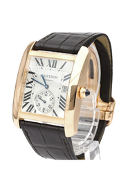 Pre-owned Tank MC Automatic Men's Watch W5330001