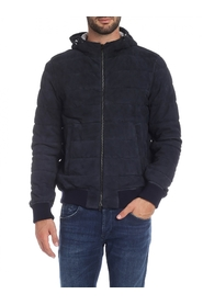 Padded jacket suede PL002UR 18058 9209