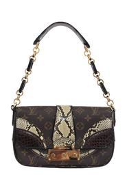 Python Monogramissime Pochette -Pre Owned Condition Excellent