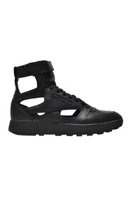 Classic Gladiator Sneakers in Leather
